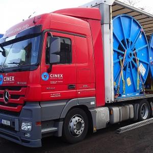 Transport by CINEX
