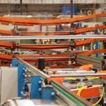 Linka na výrobu automobilových skel